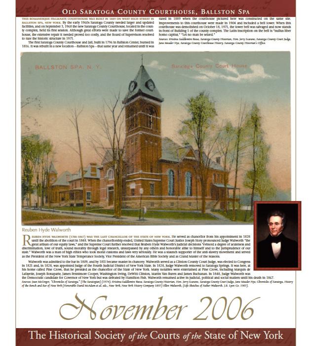 2006 Calendar: November