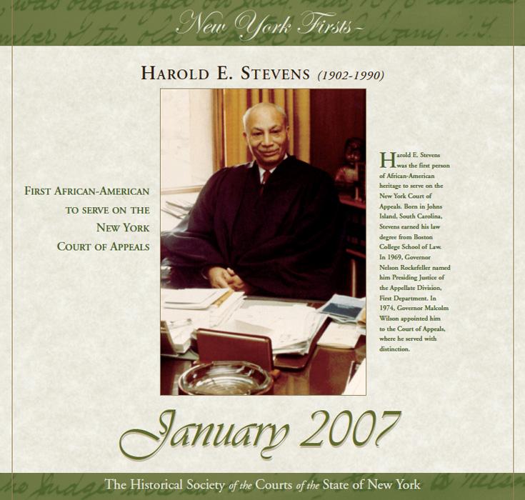 2007 Calendar: January