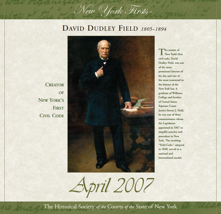 2007 Calendar: April