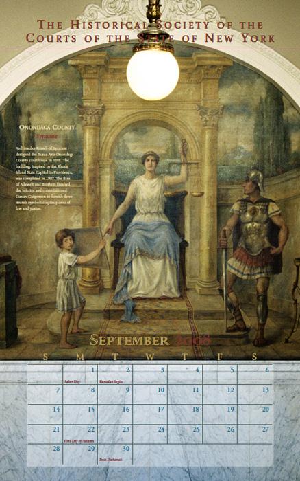 2008 Calendar: September