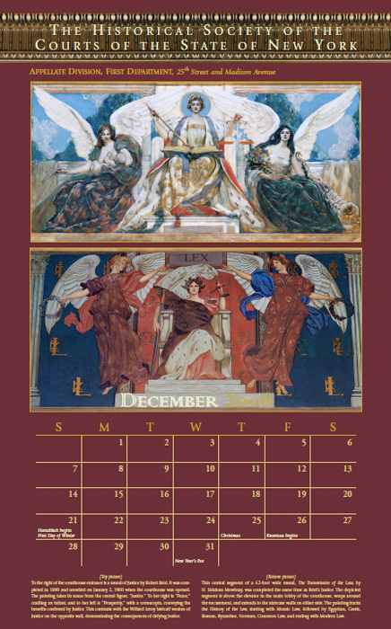 2008 Calendar: November