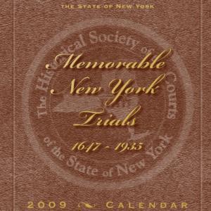 2009 Calendar: Cover