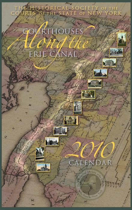 2010 Calendar: Cover