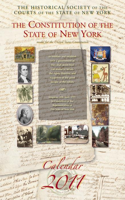 2011 Calendar: Cover