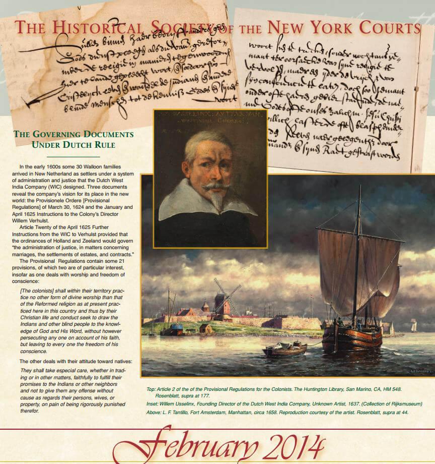 2014 Calendar: February