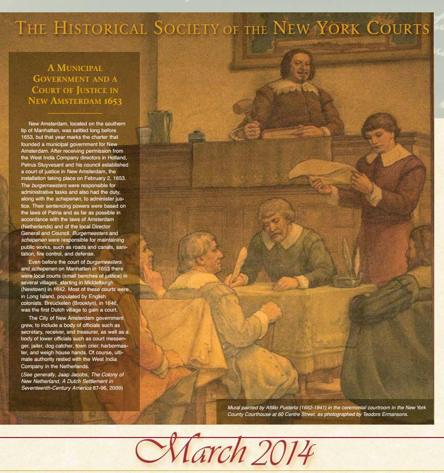 2014 Calendar: March