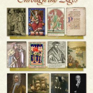 Cover of the 2015 Calendar: Legal History Through the Ages