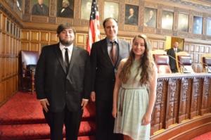 2017 Garfinkel Essay Scholarship Winners