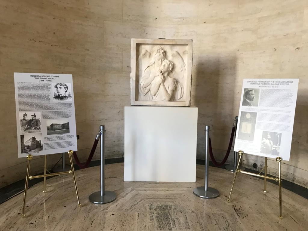 Rebecca Salome Foster Memorial Exhibit