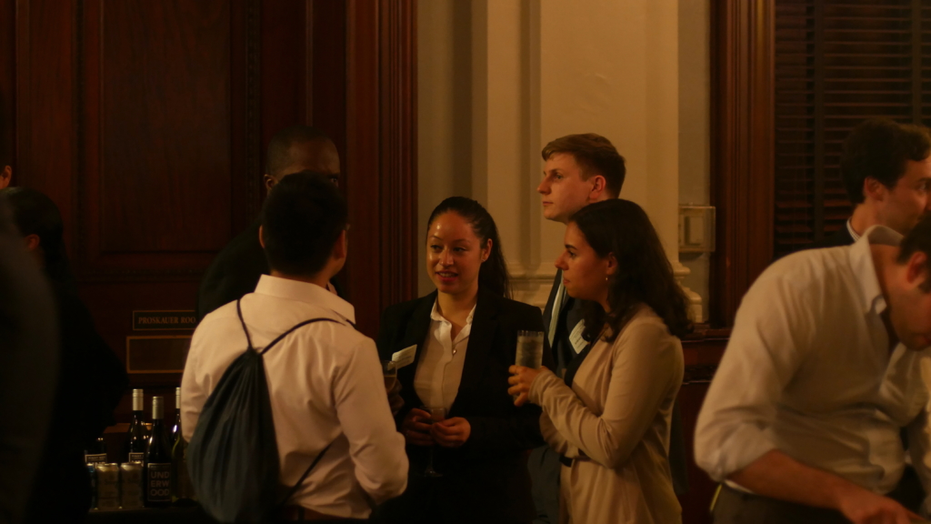 Young Lawyers Committee events