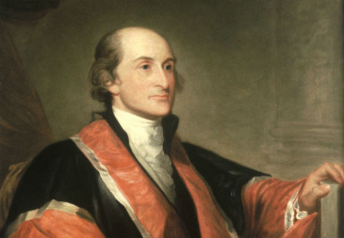 It's John Jay Week at the Society!