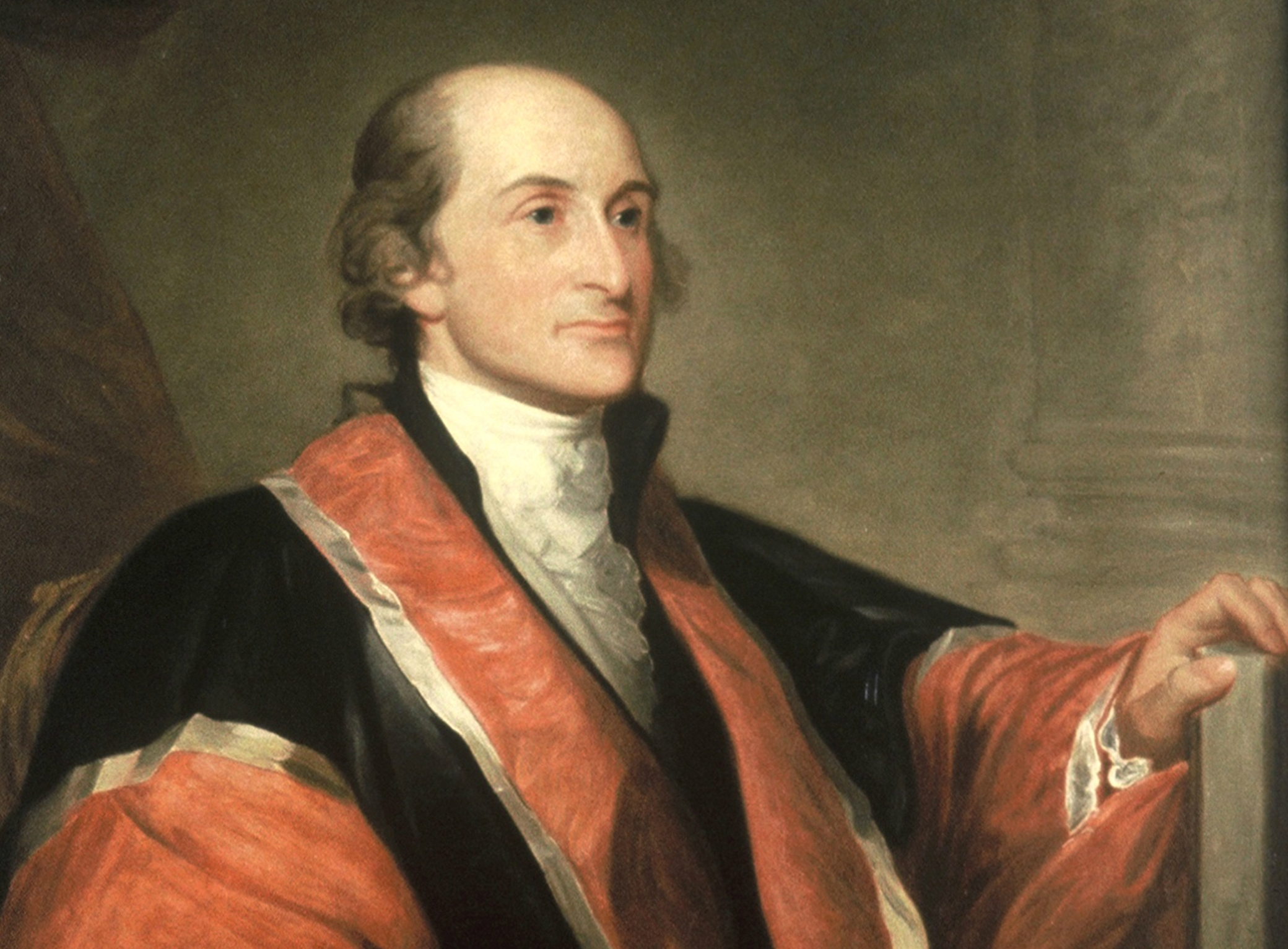 Portrait of John Jay