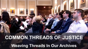 Common Threads of Justice: The Lemmon Slave Case Videocast