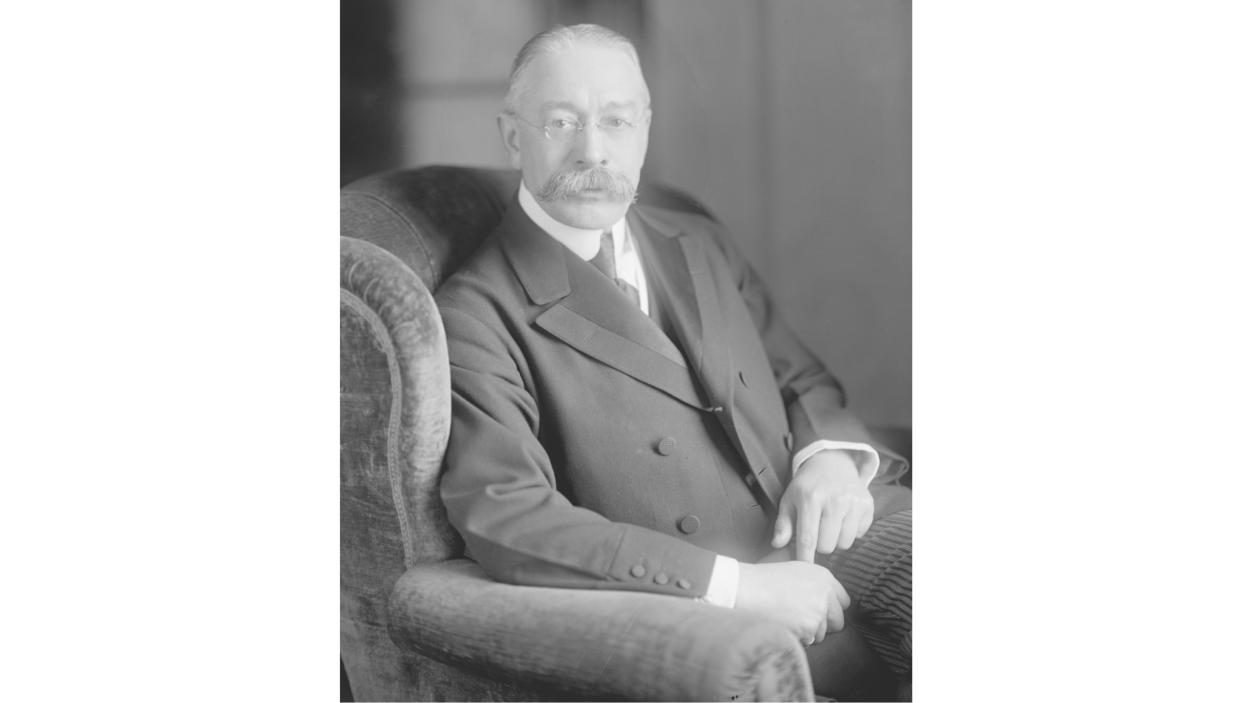 "George Wickersham: ""The Scourge of Wall Street"""