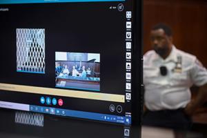 NYC Criminal Court Virtual Arraignment