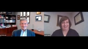 Interview with Henry M. Greenberg and Sarah Gold