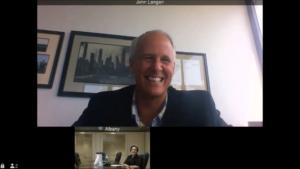 Interview with John Langan and Dena DeFazio