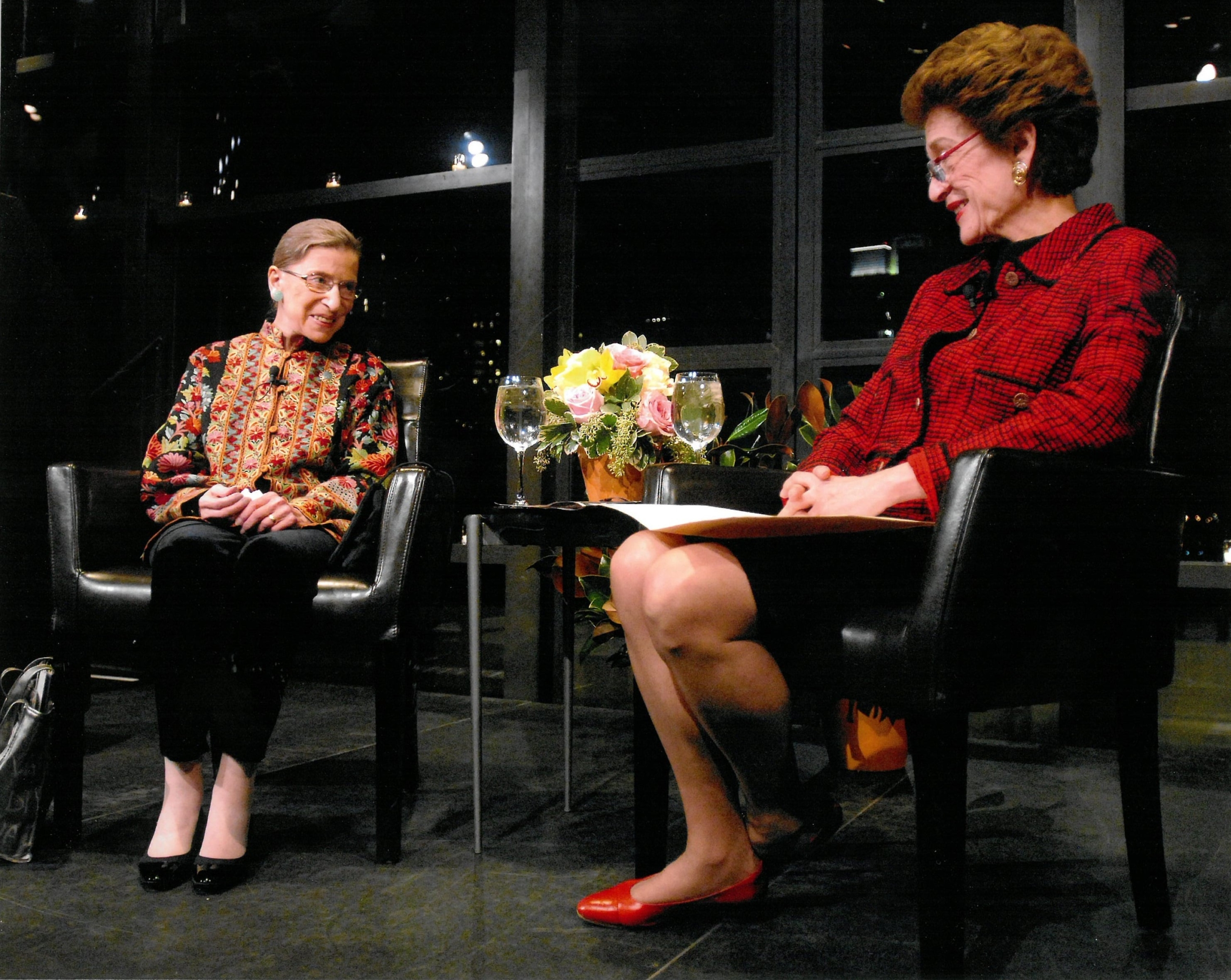Common Threads of Justice: Remembering Justice Ruth Bader Ginsburg