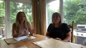 Interview with Eve Newman and Elen Krut