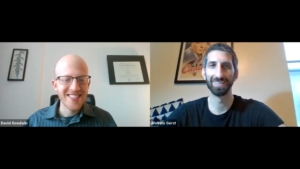 Interview with Andrew Gerst and David L. Goodwin