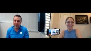 Interview with Robert E. Brown and Elen Krut
