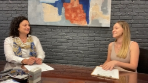 Interview with Toni Ann Barone and Elen Krut