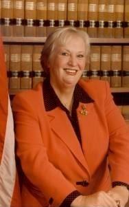 Hon. Jacqueline Silbermann