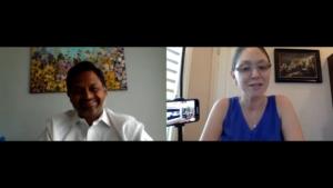 Interview with Biju John Koshy and Elen Krut