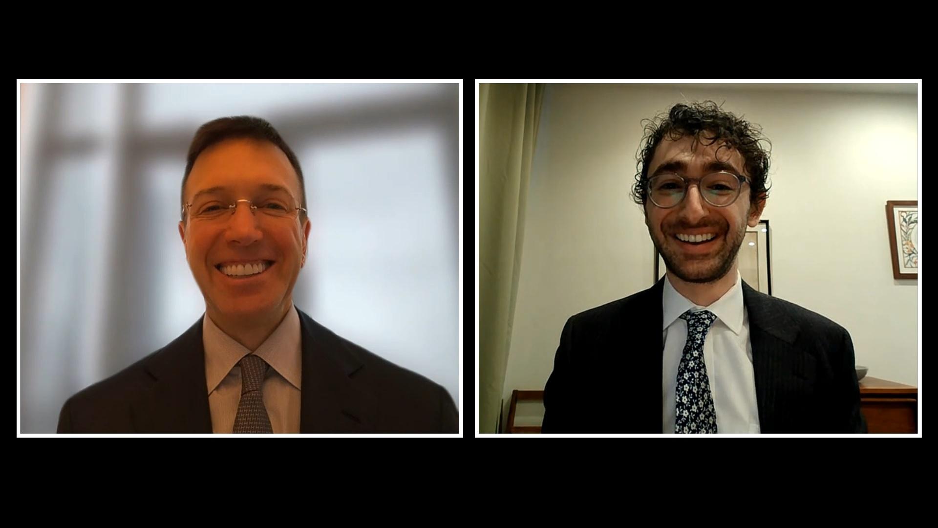 Hon. Andrew Borrok & Jake Walter-Warner
