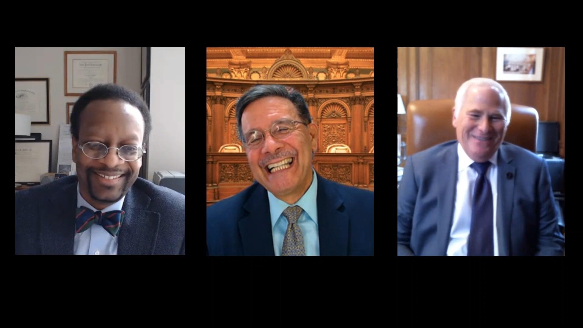 Hon. Rolando Acosta, Hon. Alan Scheinkman, & Prof. Troy McKenzie