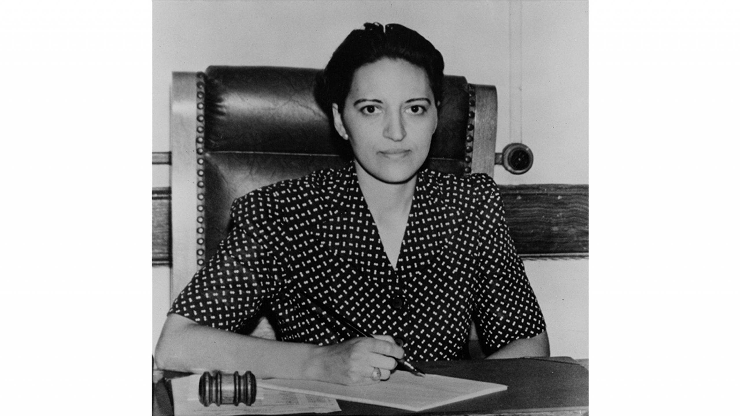 Hon. Jane M. Bolin: Judging Across Decades
