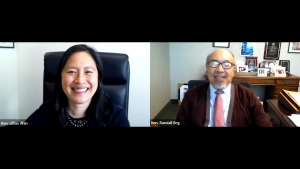 Episode #11: Pursuing Leadership Positions with Two Asian American Judges — Hon. Lillian Wan & Hon. Randall Eng