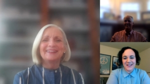 Interview with Connie Cahill, John Langan and Dena DeFazio