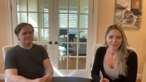 Interview with Timothy O'Donovan and Elen Krut